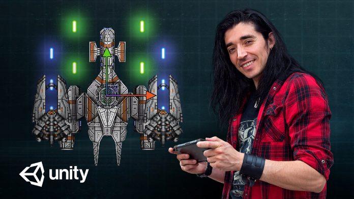 Curso Desarrollo de videojuegos shoot'em up 2D con Unity