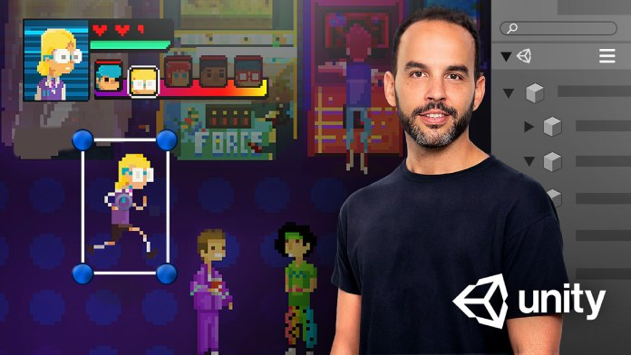 Curso Introducción a Unity para videojuegos 2D
