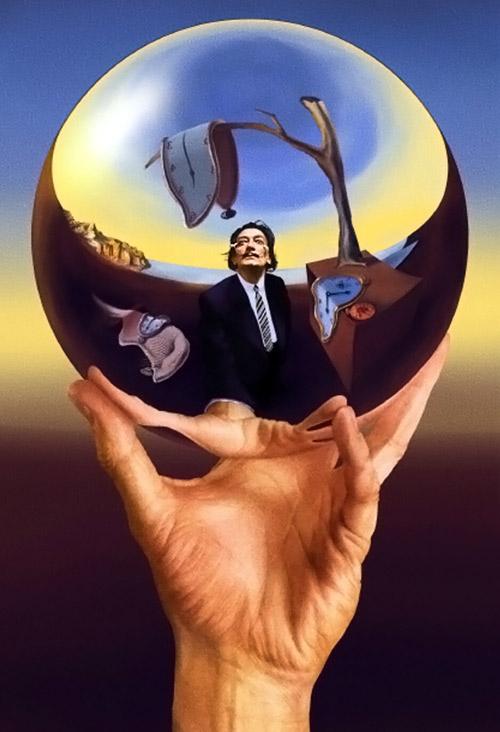 Salvador Dalí y el inconsciente