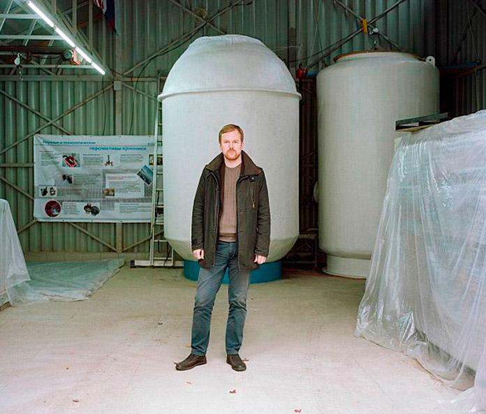 Danila Medvedev, fundador de KrioRus