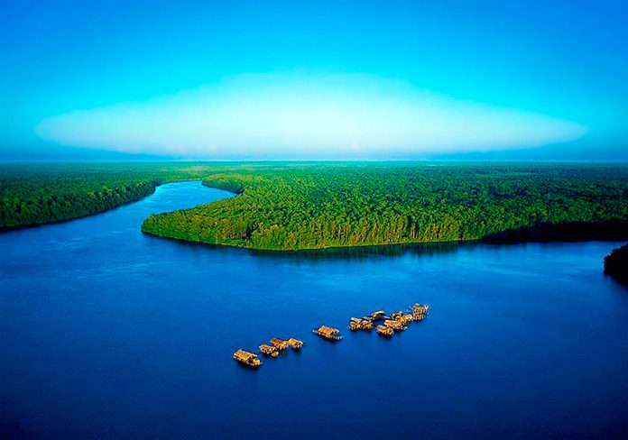 Delta Amacuro: tierra encantada Venezolana