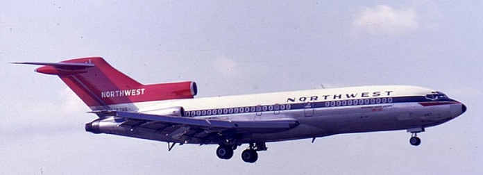 Desapariciones misteriosas + Boening-727-involucrado