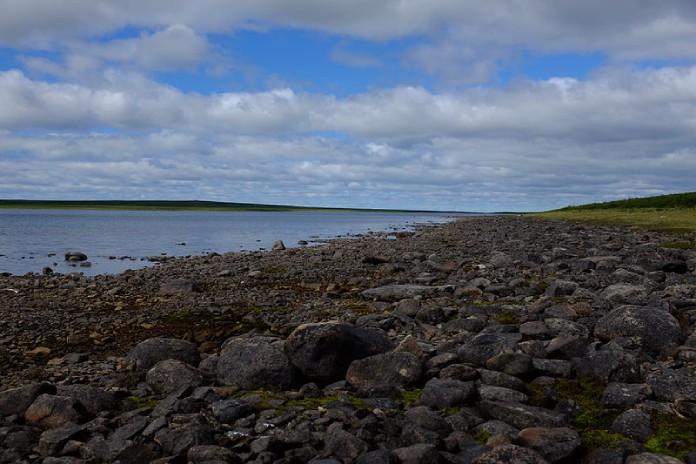 Desapariciones misteriosas + Lago-Angikuni-en-Canada