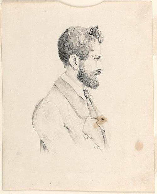 Desapariciones misteriosas + Retrato-de-Ludwig-Leichhardt