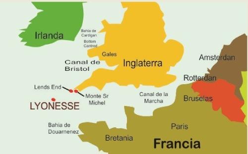Desapariciones misteriosas + Supuesta-ubicacion-de-la-ciudad-perdida-de-Lyonesse