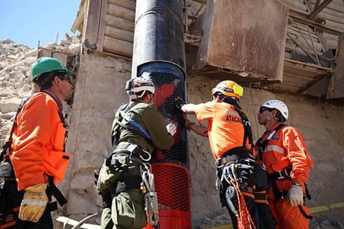 Desastres mineros más trágicos: Atacama 2010, mina de San José