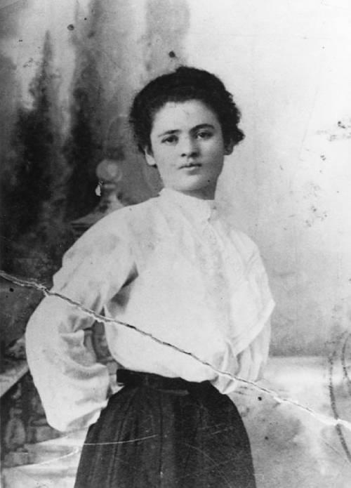 Día Internacional de la Mujer - Clara Lemlich