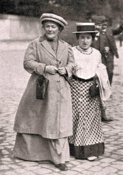 Día Internacional de la Mujer - Clara Zetkin