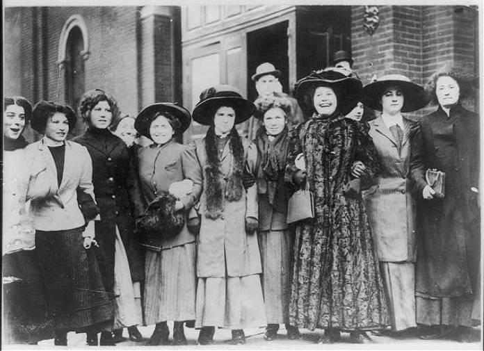 Día Internacional de la Mujer - Huelga de las camiseras