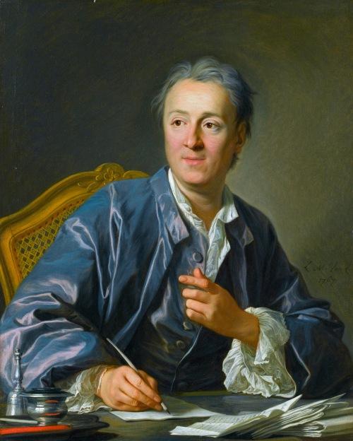 Diderot-Retrato