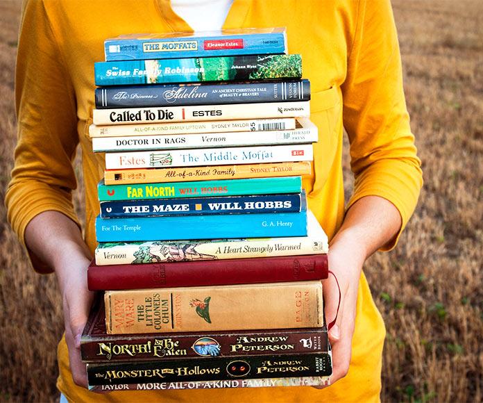 Donar libros: bibliotecas, librerías y ONGs con libros usados