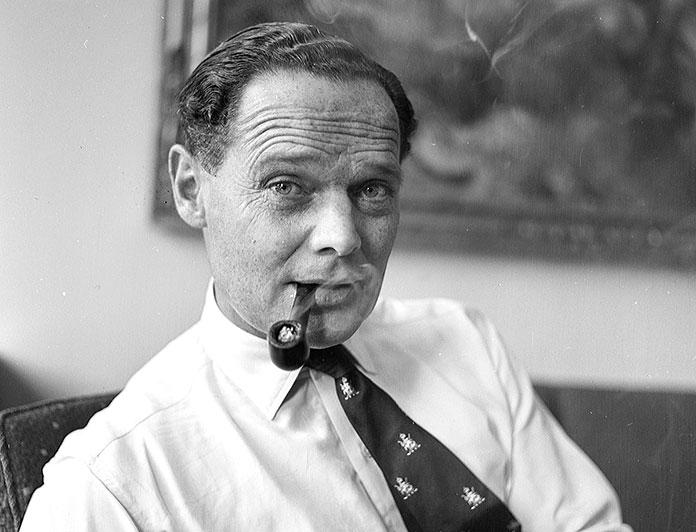 Douglas Bader en 1955