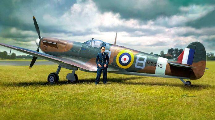 Douglas Bader: el piloto sin piernas que consiguió la admiración del bando enemigo