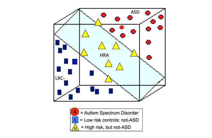 Calibrated Severity Scores, parte del Programa de Observación de Diagnóstico de Autismo ADOS