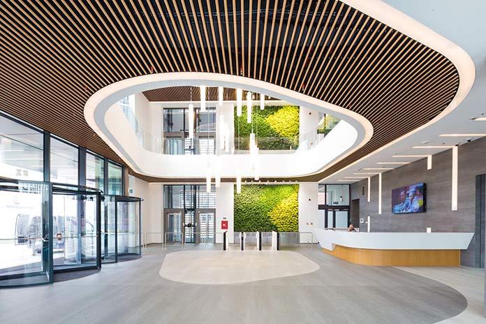 Edificios ecológicos - BINARIUM Business Centre