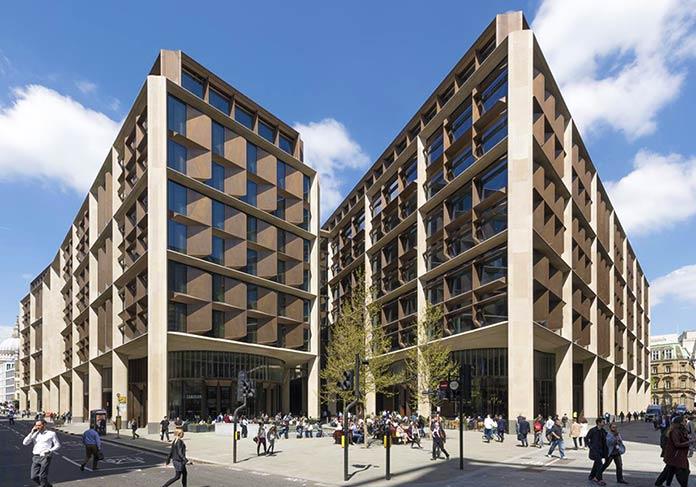 Edificios ecológicos - Bloomberg Building