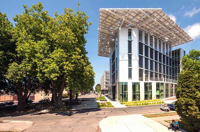 Edificios ecológicos - Bullitt Center