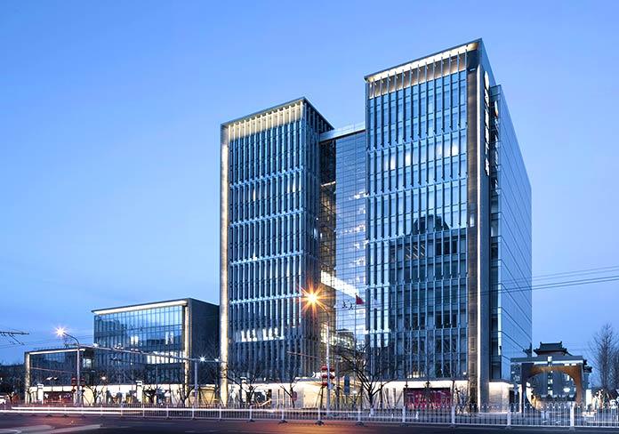 Edificios ecológicos -