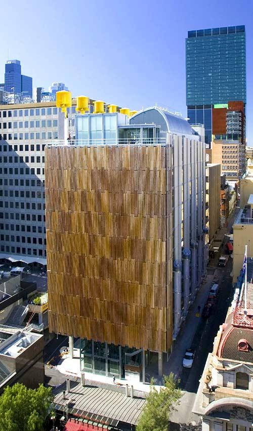 Edificios ecológicos - Council House 2