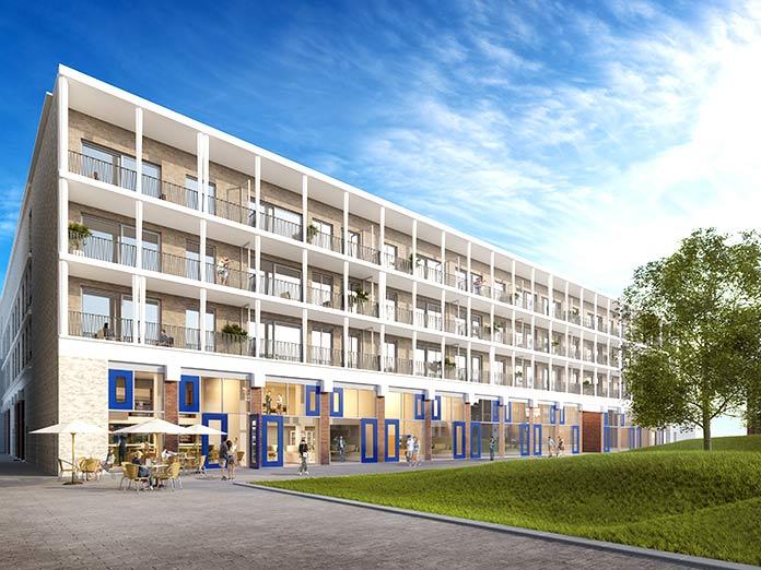 Edificios ecológicos - Falconhoven L-blok