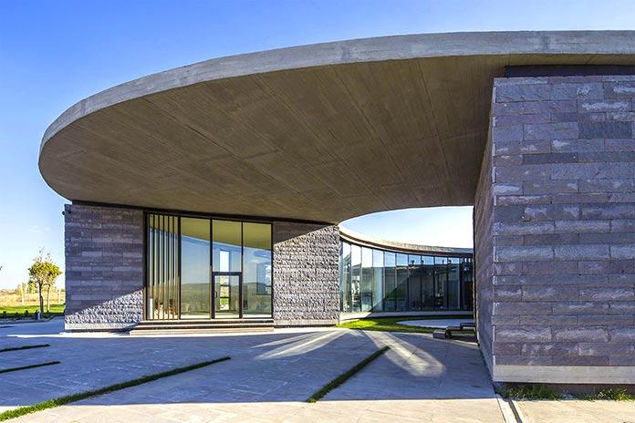 Edificios ecológicos - Granja 38º 30º