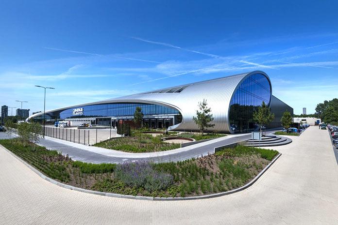 Edificios ecológicos - New Logic III