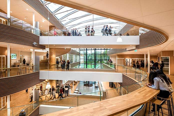Edificios ecológicos - Escuela Ny Horten videregående