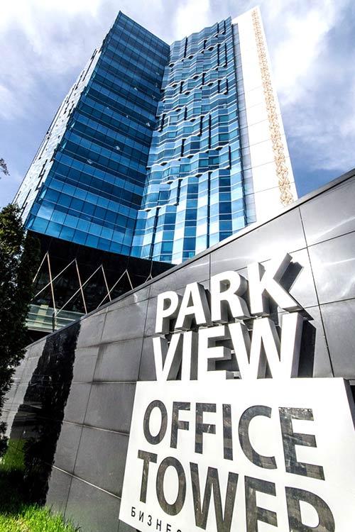 Edificios ecológicos - Park View Office Tower