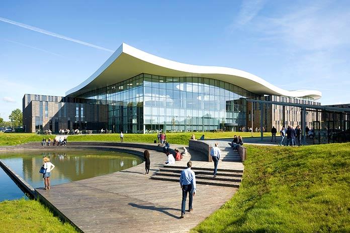Edificios sostenibles - Alliander