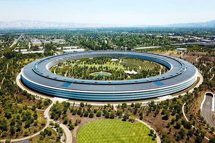 Edificios sostenibles - Apple Park