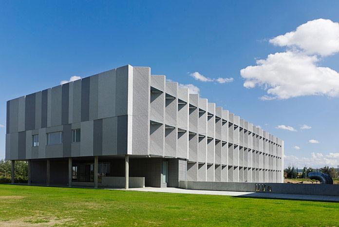 Edificios sostenibles - Edificio LUCIA
