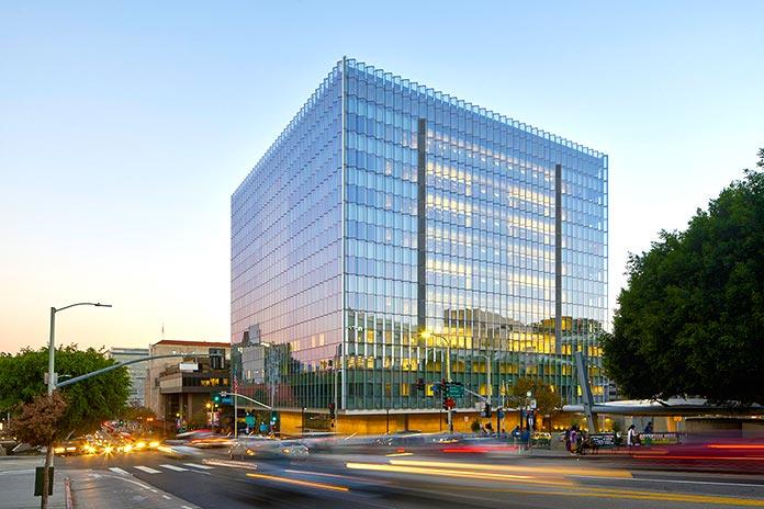 Edificios sostenibles - Los Angeles Courthouse