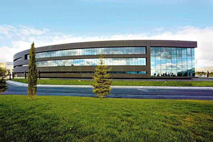 Edificios sostenibles - Parque Tecnológico Actiu