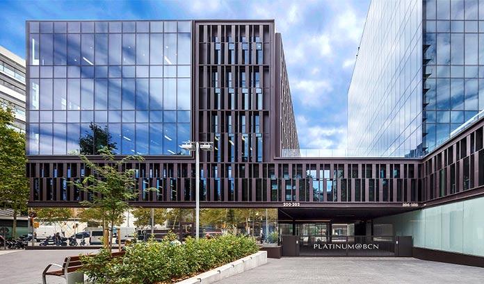 Edificios sostenibles - Platinum BCN