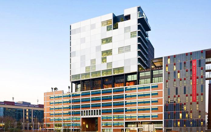 Edificios sostenibles - RBA 22@