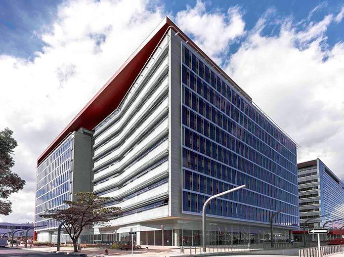 Edificios sostenibles - Torre Argos
