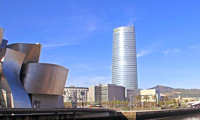 Edificios sostenibles - Torre Iberdrola