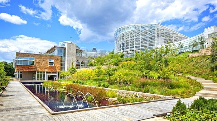 Edificios verdes - Center for Sustainable Landscapes
