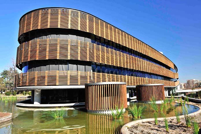 Edificios verdes - Edificio Transoceánica