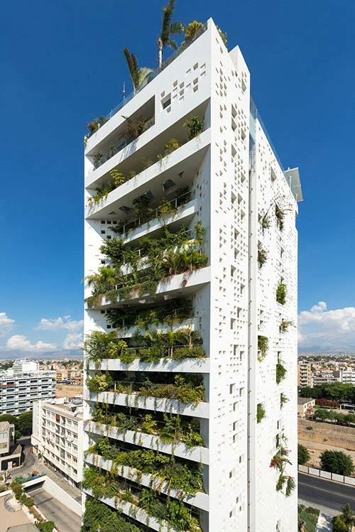 Edificios verdes - Shacolas Tower