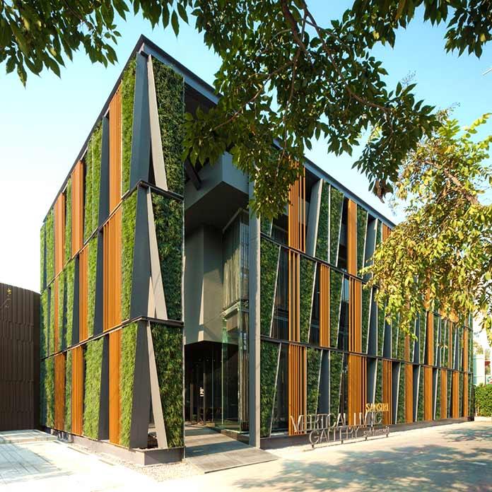 Edificios verdes - Vertical Living Gallery