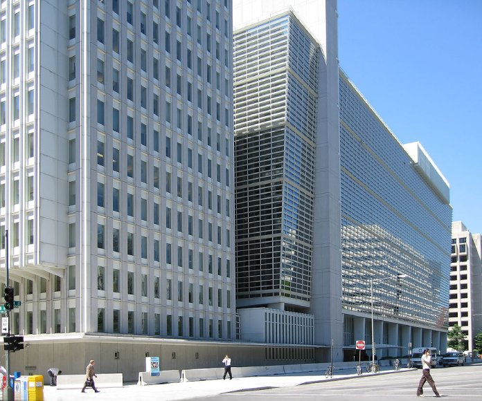l Banco Mundial prevé un crecimiento del 2,7% en 2017