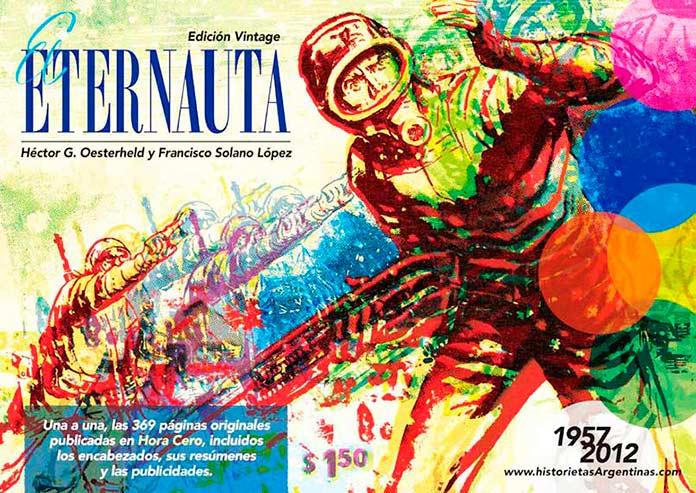 El Eternauta, edición vintage