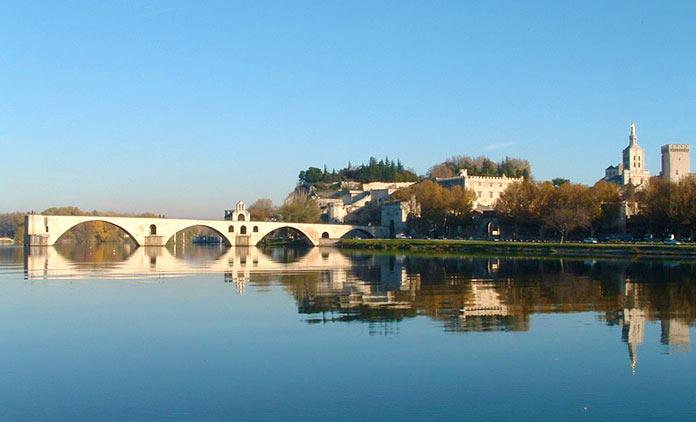 Benedicto XIII - Puente de Aviñón