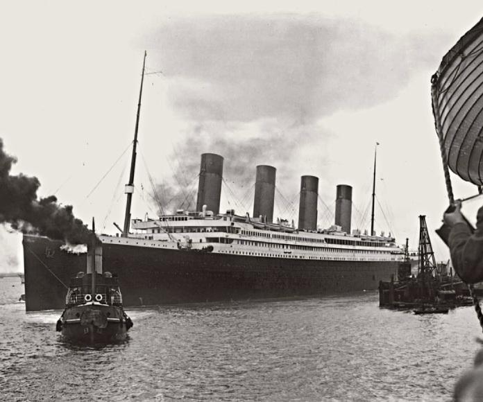 El Titanic se hundió a causa de un incendio y no de un iceberg