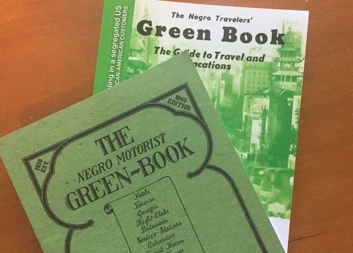 El libro verde del conductor negro