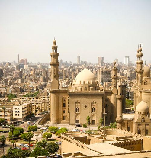 El palacio del sultán (Sinaí, Egipto)
