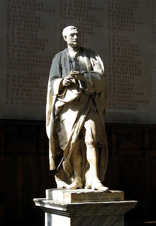 El siglo de las luces – Isaac Newton