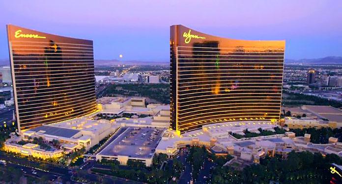 Encore at Wynn Las Vegas en Las Vegas, Estados Unidos