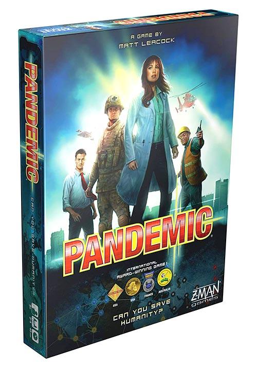 Entretenimiento en casa: Pandemic